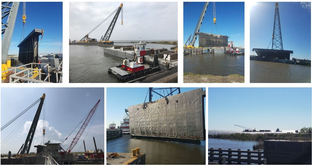Empire Floodgate Removal collage