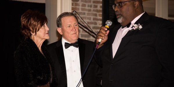 Jonathan and Lynn Kernion receive honors